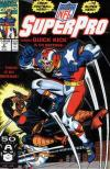 NFL SuperPro #2 comic books - cover scans photos NFL SuperPro #2 comic books - covers, picture gallery