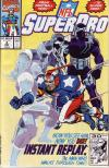 NFL SuperPro #3 comic books - cover scans photos NFL SuperPro #3 comic books - covers, picture gallery