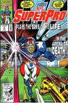 NFL SuperPro #4 comic books - cover scans photos NFL SuperPro #4 comic books - covers, picture gallery