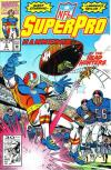 NFL SuperPro #5 comic books for sale
