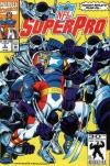 NFL SuperPro #9 comic books for sale