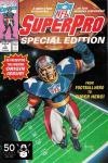 NFL SuperPro #1 comic books - cover scans photos NFL SuperPro #1 comic books - covers, picture gallery