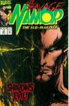 Namor: The Sub-Mariner #38 comic books - cover scans photos Namor: The Sub-Mariner #38 comic books - covers, picture gallery