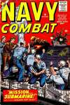 Navy Combat #19 comic books - cover scans photos Navy Combat #19 comic books - covers, picture gallery