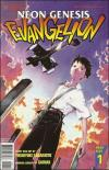 Neon Genesis Evangelion: Part 5 comic books
