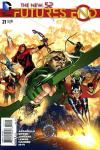 New 52: Futures End #21 Comic Books - Covers, Scans, Photos  in New 52: Futures End Comic Books - Covers, Scans, Gallery