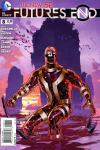 New 52: Futures End #8 Comic Books - Covers, Scans, Photos  in New 52: Futures End Comic Books - Covers, Scans, Gallery
