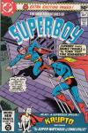 New Adventures of Superboy #10 comic books - cover scans photos New Adventures of Superboy #10 comic books - covers, picture gallery