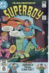 New Adventures of Superboy #16 comic books - cover scans photos New Adventures of Superboy #16 comic books - covers, picture gallery