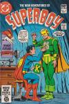 New Adventures of Superboy #17 comic books for sale