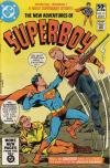 New Adventures of Superboy #19 comic books - cover scans photos New Adventures of Superboy #19 comic books - covers, picture gallery