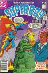 New Adventures of Superboy #2 Comic Books - Covers, Scans, Photos  in New Adventures of Superboy Comic Books - Covers, Scans, Gallery