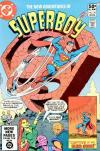 New Adventures of Superboy #20 comic books - cover scans photos New Adventures of Superboy #20 comic books - covers, picture gallery