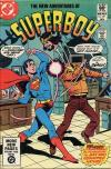 New Adventures of Superboy #25 comic books - cover scans photos New Adventures of Superboy #25 comic books - covers, picture gallery