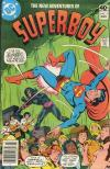 New Adventures of Superboy #3 Comic Books - Covers, Scans, Photos  in New Adventures of Superboy Comic Books - Covers, Scans, Gallery