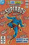 New Adventures of Superboy #36 comic books - cover scans photos New Adventures of Superboy #36 comic books - covers, picture gallery