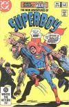 New Adventures of Superboy #38 comic books - cover scans photos New Adventures of Superboy #38 comic books - covers, picture gallery