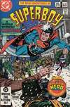 New Adventures of Superboy #39 comic books for sale