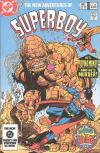New Adventures of Superboy #43 Comic Books - Covers, Scans, Photos  in New Adventures of Superboy Comic Books - Covers, Scans, Gallery