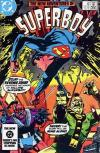 New Adventures of Superboy #54 comic books - cover scans photos New Adventures of Superboy #54 comic books - covers, picture gallery