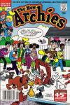 New Archies #2 Comic Books - Covers, Scans, Photos  in New Archies Comic Books - Covers, Scans, Gallery