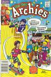 New Archies #4 Comic Books - Covers, Scans, Photos  in New Archies Comic Books - Covers, Scans, Gallery