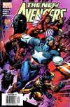 New Avengers #12 comic books - cover scans photos New Avengers #12 comic books - covers, picture gallery
