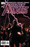 New Avengers comic books