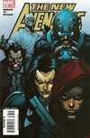New Avengers #33 comic books - cover scans photos New Avengers #33 comic books - covers, picture gallery