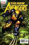 New Avengers #5 comic books - cover scans photos New Avengers #5 comic books - covers, picture gallery