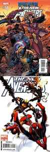 New Avengers #50 comic books - cover scans photos New Avengers #50 comic books - covers, picture gallery