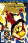 New Avengers #4 comic books - cover scans photos New Avengers #4 comic books - covers, picture gallery