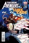 New Avengers: Luke Cage #3 comic books for sale