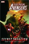New Avengers: Secret Invasion Book 1 - Hardcover comic books