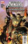New Avengers/Transformers comic books