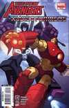 New Avengers/Transformers #3 Comic Books - Covers, Scans, Photos  in New Avengers/Transformers Comic Books - Covers, Scans, Gallery