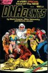 New DNAgents #10 comic books for sale