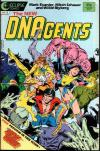 New DNAgents #9 comic books for sale