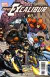 New Excalibur #8 comic books - cover scans photos New Excalibur #8 comic books - covers, picture gallery