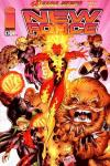 New Force #1 comic books - cover scans photos New Force #1 comic books - covers, picture gallery