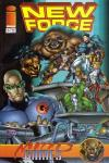 New Force #3 comic books - cover scans photos New Force #3 comic books - covers, picture gallery