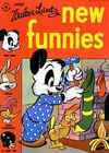New Funnies #119 comic books - cover scans photos New Funnies #119 comic books - covers, picture gallery