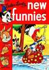 New Funnies #138 Comic Books - Covers, Scans, Photos  in New Funnies Comic Books - Covers, Scans, Gallery
