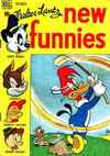 New Funnies #152 comic books - cover scans photos New Funnies #152 comic books - covers, picture gallery