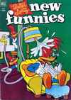 New Funnies #183 comic books - cover scans photos New Funnies #183 comic books - covers, picture gallery