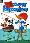 New Funnies #197 comic books - cover scans photos New Funnies #197 comic books - covers, picture gallery