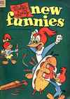 New Funnies #205 comic books - cover scans photos New Funnies #205 comic books - covers, picture gallery