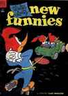 New Funnies #209 comic books for sale