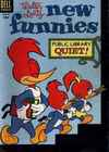 New Funnies #216 comic books - cover scans photos New Funnies #216 comic books - covers, picture gallery
