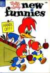 New Funnies #221 comic books - cover scans photos New Funnies #221 comic books - covers, picture gallery
